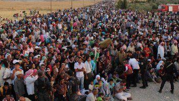En San Martín recibirán a la primera refugiada siria de la provincia