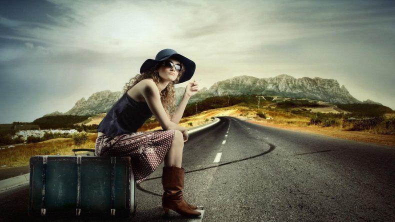 Caminá con la mochila menos pesada de la vida: la de los viajes