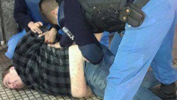 luego de la violenta detencion, la tota santillan hizo su descargo
