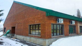La EPEA Nº 1 de Las Ovejas cuenta con dos nuevas aulas