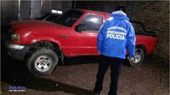Compró una camioneta que fue robada en Córdoba