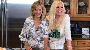 Susana entrevistó a Luisana Lopilato y hablaron sobre Noah