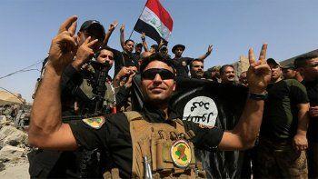 Iraquíes echaron al Estado Islámico de Mosul