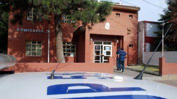 La denuncia de la entradera quedó radicada en la Comisaría Segunda.