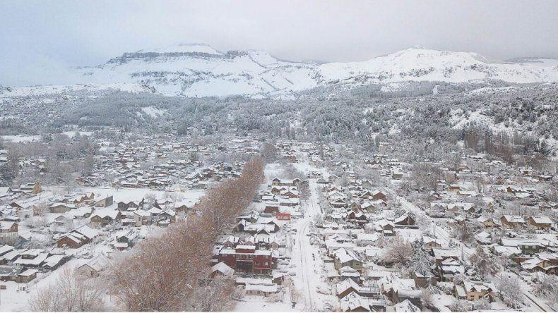 Alerta por nevadas en la cordillera neuquina durante el finde