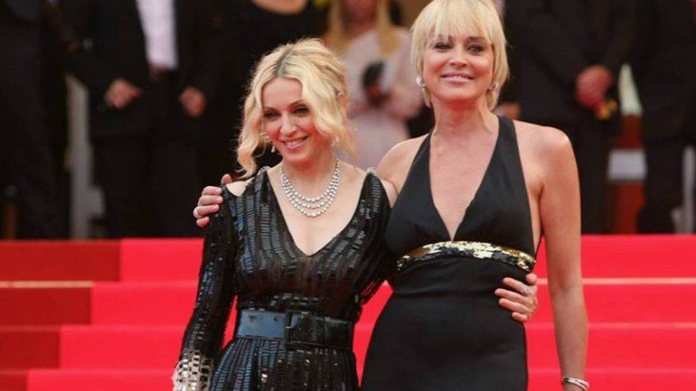 La cantante trató de mediocres a Sharon Stone y a Whitney Houston.