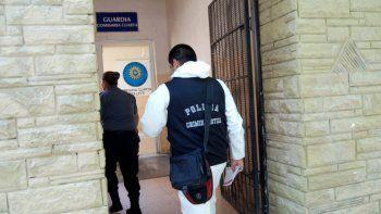 Efectivos de la Comisaría Cuarta de Cipolletti concretaron la detención.