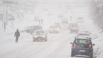 historico: en bariloche se registro un frio sin registros