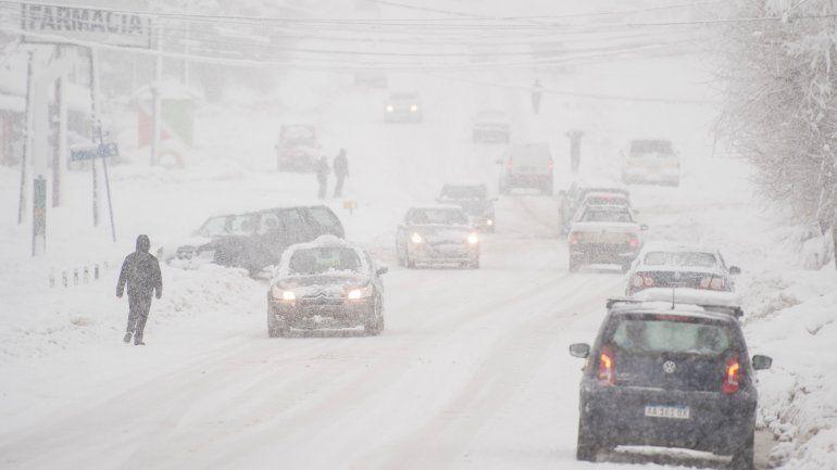 En Bariloche se registró la temperatura más baja de la historia