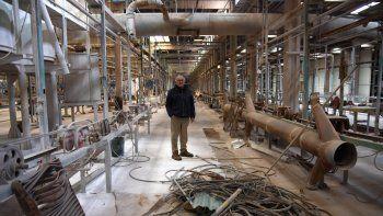 La cerámica Fasinpat fue una de las más perjudicadas en este último año y medio. Le quitaron un subsidio y se fueron más de 200 empleados.