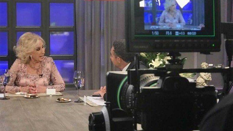 Mirtha: Daría mi vida para que el kirchnerismo no vuelva