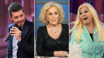 mirtha legrand a los pucheritos por un video de susana con tinelli