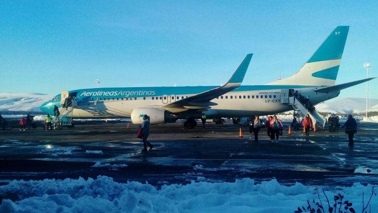 Chapelco sumará vuelos a otros siete destinos desde Semana Santa