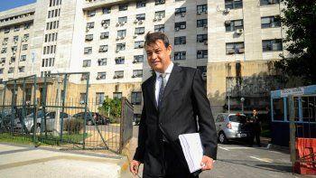 El fiscal Rívolo solicitó que no se haga lugar al pedido del abogado defensor de Manzanares.