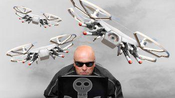 Según la NASA, a la gente le afecta más el ruido de un dron.