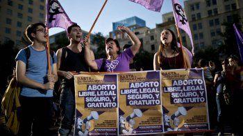 La ley abarca el riesgo de vida materno, inviabilidad fetal y violaciones.