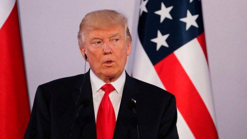 Trump vuelve a llamar Pequeño Hombre Cohete a Kim