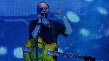 el recital que dividio al rock se hizo realidad: radiohead toco en israel