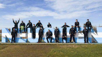 segui en vivo los encuentros del campeonato argentino de mayores