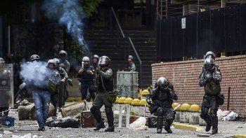 Fueron otras 24 horas de tensión y sangre en distintas ciudades del país.
