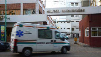 El SIEN fue reanimando al chico hasta llegar al Hospital Regional.