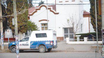 El robo ocurrió a escasos 200 metros de la Comisaría Séptima de Plottier.