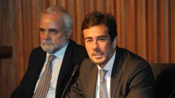 Procaccini, ex titular de la Agencia Argentina de Inversiones.