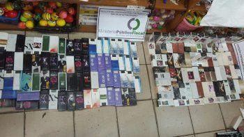 alertan por perfumes truchos: son toxicos y peligrosos para la salud