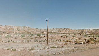 macabro hallazgo: encontraron un cuerpo calcinado a la vera de la ruta 6