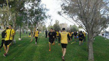 El equipo de Gabriel Lineares buscará hacerse fuerte en Chubut.