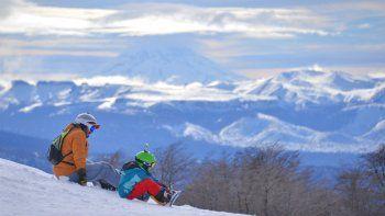 chapelco, el primer centro de esqui que esta en street view