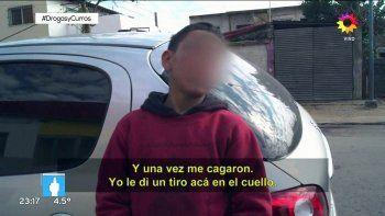 El Polaquito se hizo tristemente célebre en el programa de Jorge Lanata, donde dijo que mató a un transa.