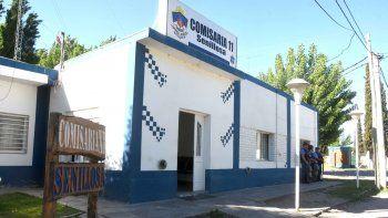 La denuncia fue radicada en la Comisaría 11 de Senillosa.