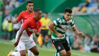 El Huevo tuvo un buen debut en su nuevo club y sueña con ser titular.