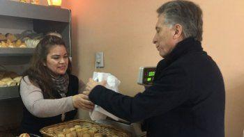 Estuvo en Tres de Febrero y el intendente Valenzuela fue quien pagó.