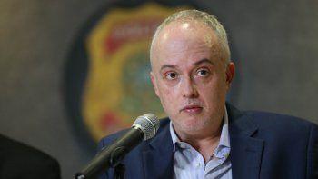 El fiscal Carlos Lima tuvo un cruce con el vice de la Cámara de Diputados.