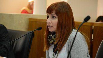 La concejal Laura Plaza presentó un proyecto en el Deliberante.