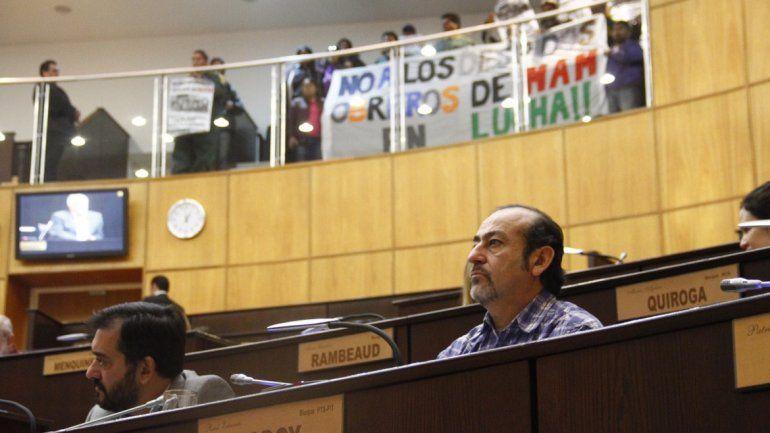 Diputados apoyan la continuidad laboral de los trabajadores de MAM