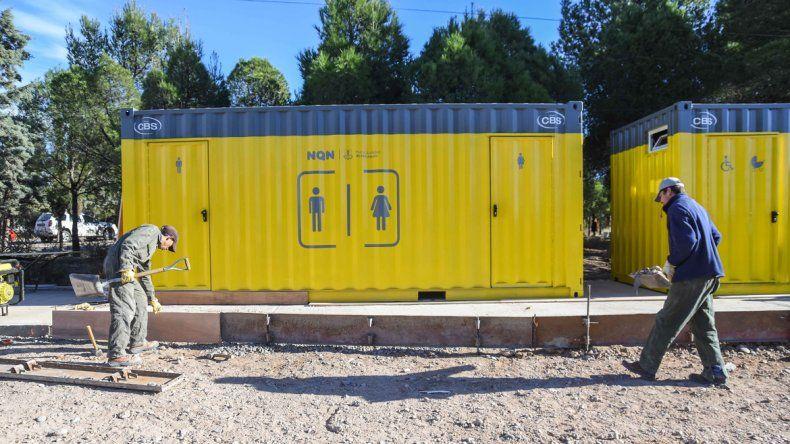 Aval a la apertura de baños en los espacios públicos