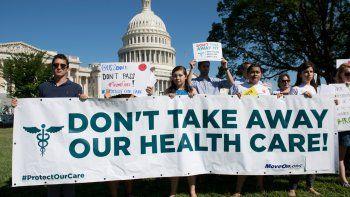 El Obamacare tiene vigencia desde 2010. Ahora lo acotarían.
