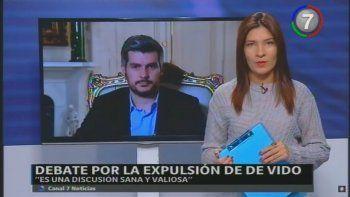 Captura Tv Canal 7 Neuquén