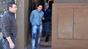 Jesús Soazo fue acusado y quedó preso con preventiva.
