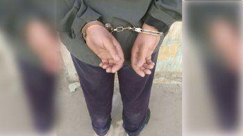 cayo peligroso delincuente con pedidos de captura