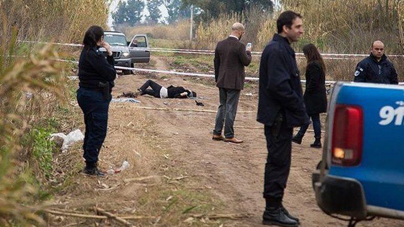 Los investigadores creen que Pamela Tabares fue ejecutada en el lugar.
