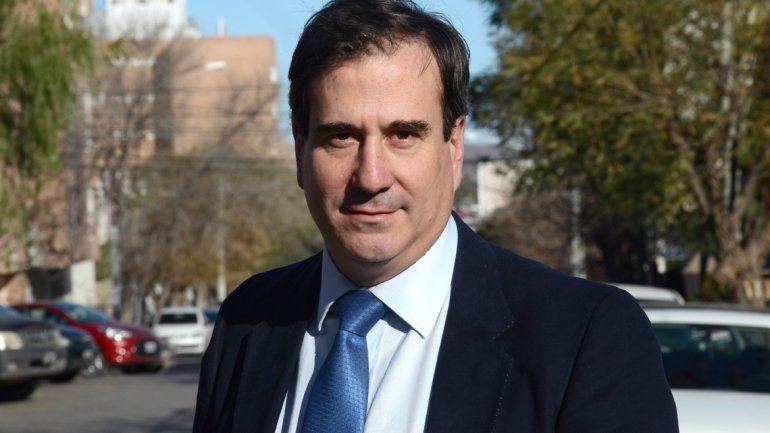 Corradi Diez cuestionó las licencias grupales de los médicos.