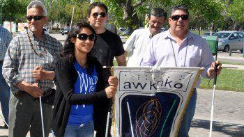 Integrantes de la Asociación Awkinko recibirán la ayuda.
