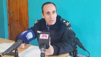 La víctima realizó la denuncia en la Comisaría Sexta de Plaza Huincul.