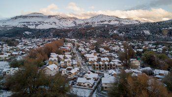 En San Martín de los Andes, la mínima podría llegar a los 10 grados bajo cero.