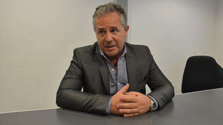 El abogado querellante Marcelo Hertzriken Velasco.