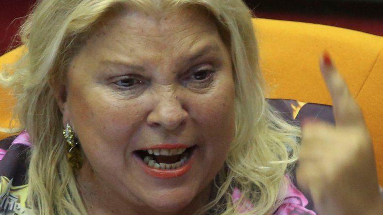 Carrió criticó a Bullrich por el nuevo protocolo de uso de armas: No vamos a ir al fascismo